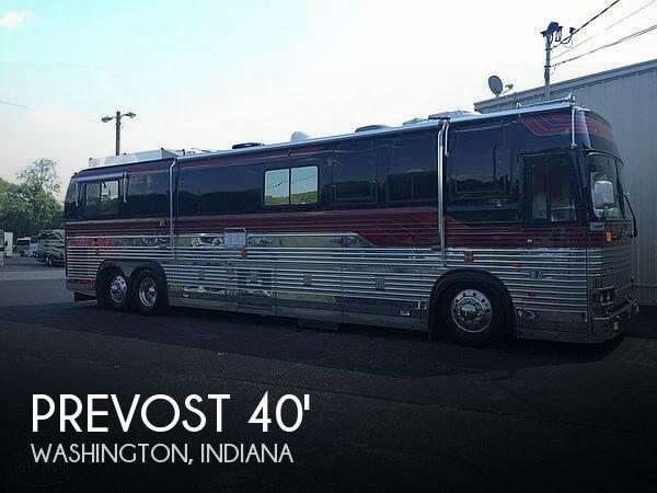 1990 Prevost Prevost Country Coach 40XL