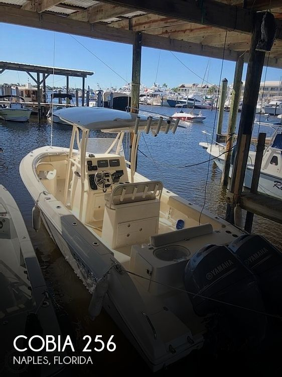 Used Cobia Boats For Sale by owner | 2014 Cobia 256