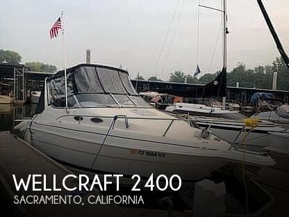 Used Wellcraft Martinique Boats For Sale by owner | 1999 Wellcraft Martinique 2400