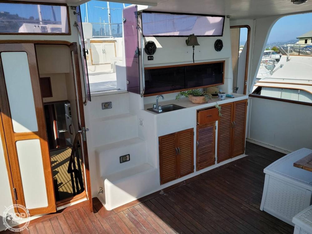 1988 Sonata Elegant Mark VI boat for sale, model of the boat is 49 & Image # 22 of 40