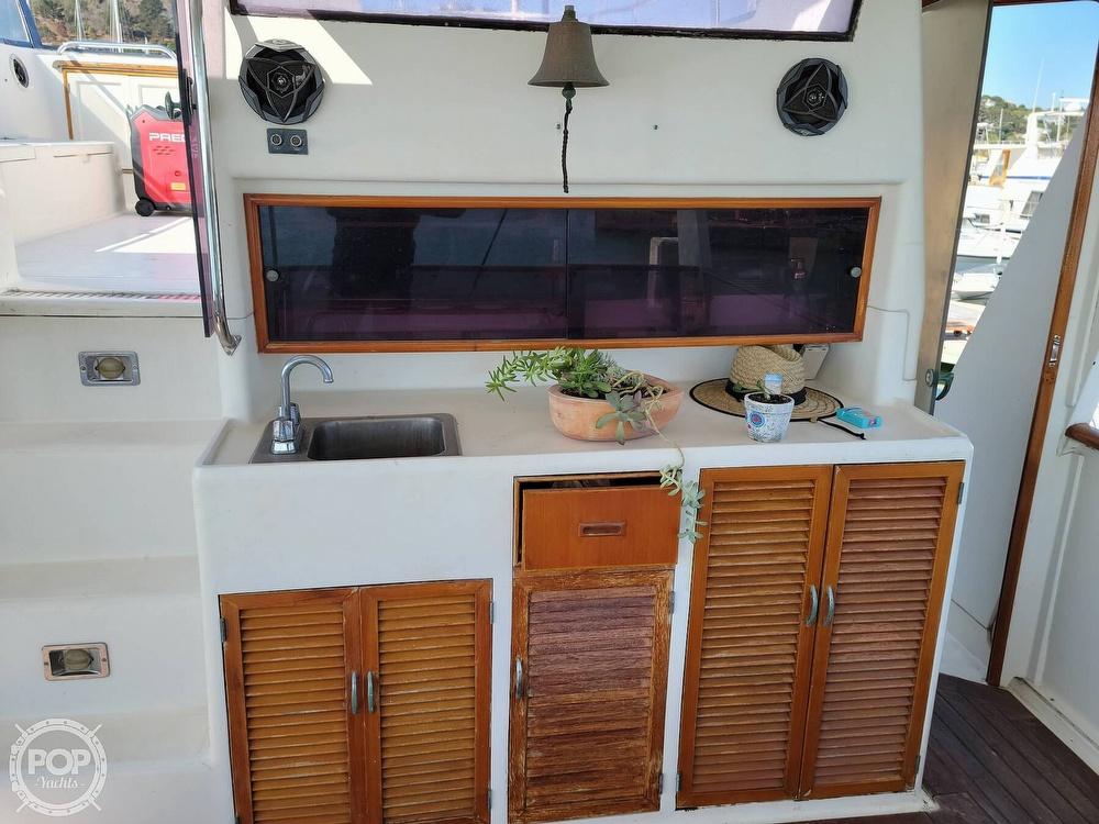 1988 Sonata Elegant Mark VI boat for sale, model of the boat is 49 & Image # 25 of 40