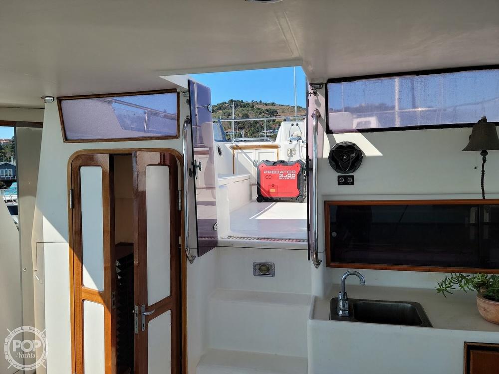 1988 Sonata Elegant Mark VI boat for sale, model of the boat is 49 & Image # 26 of 40