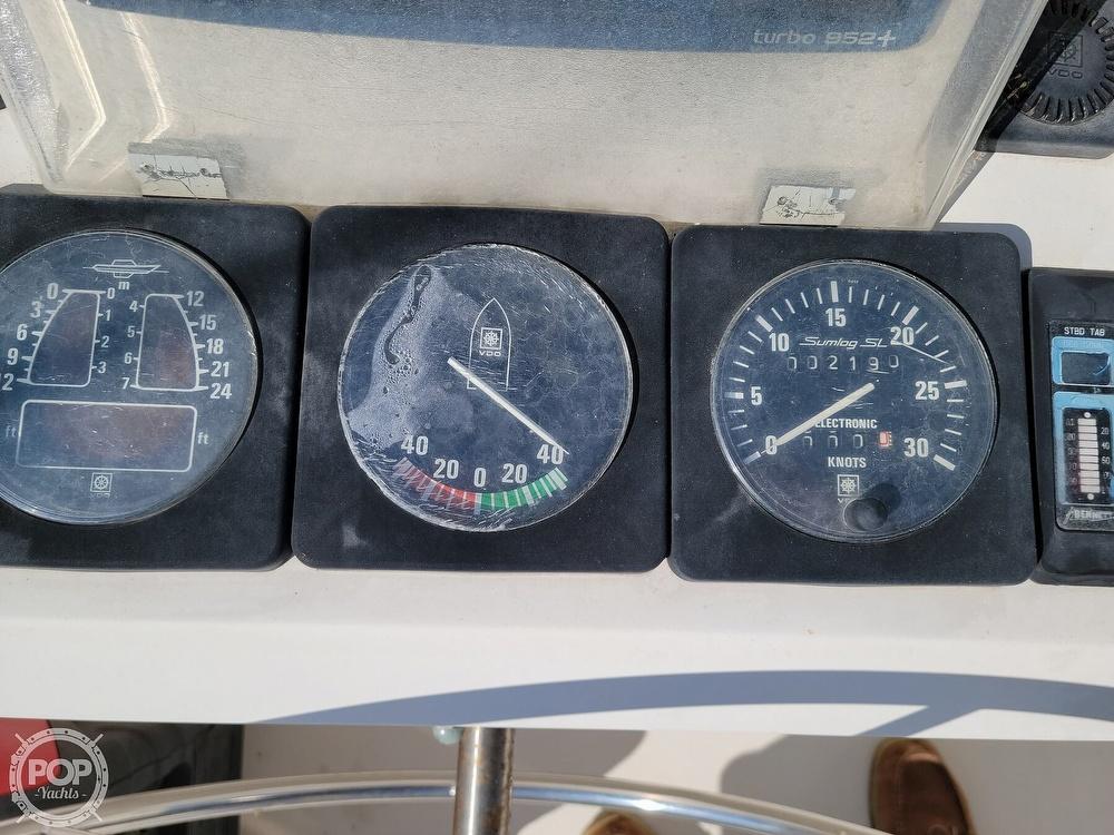 1988 Sonata Elegant Mark VI boat for sale, model of the boat is 49 & Image # 38 of 40