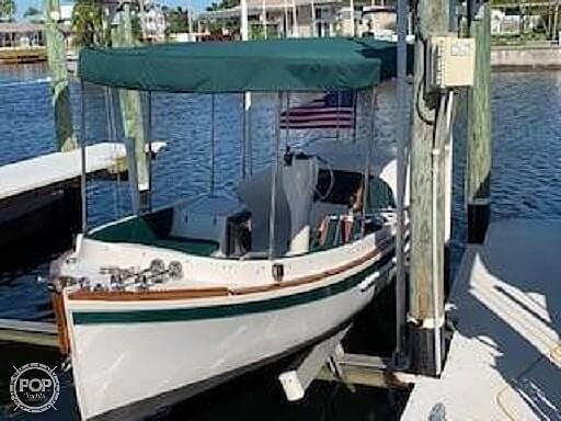 2003 Ranger Tugs boat for sale, model of the boat is Martini 21 Launch & Image # 14 of 40