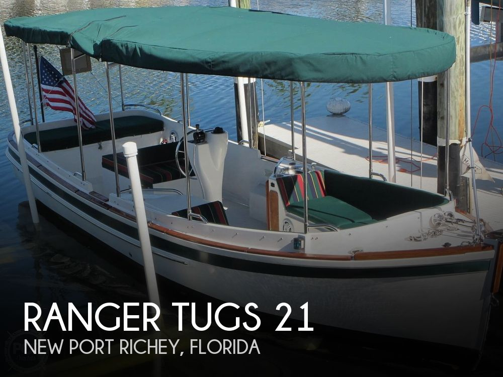 2003 Ranger Tugs boat for sale, model of the boat is Martini 21 Launch & Image # 1 of 40