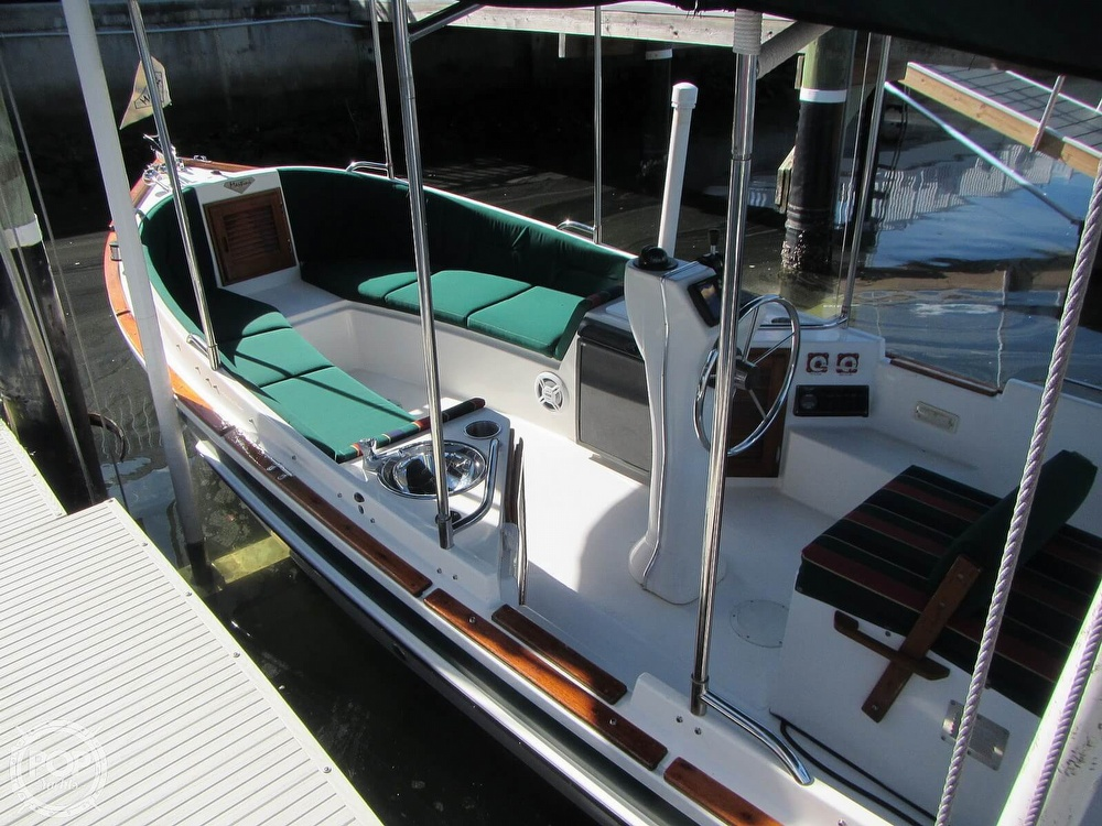 2003 Ranger Tugs boat for sale, model of the boat is Martini 21 Launch & Image # 17 of 40