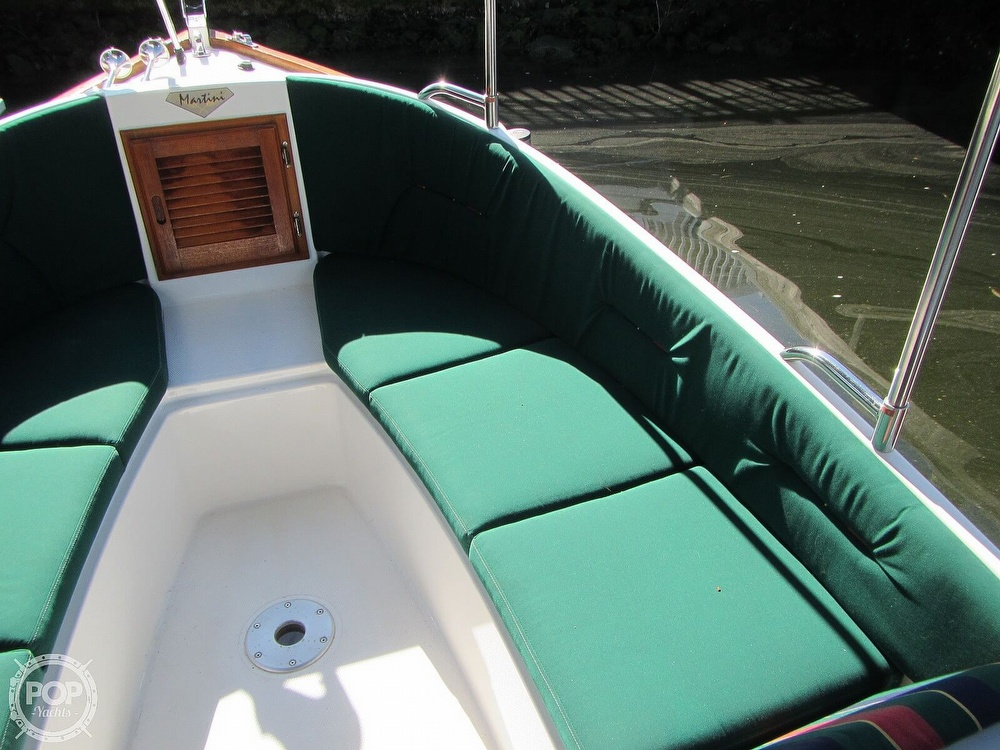 2003 Ranger Tugs boat for sale, model of the boat is Martini 21 Launch & Image # 29 of 40