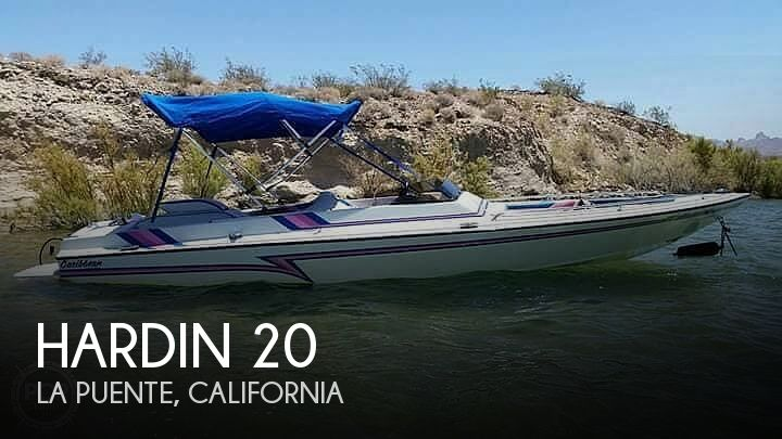Used HARDIN Boats For Sale by owner | 1996 Hardin 20