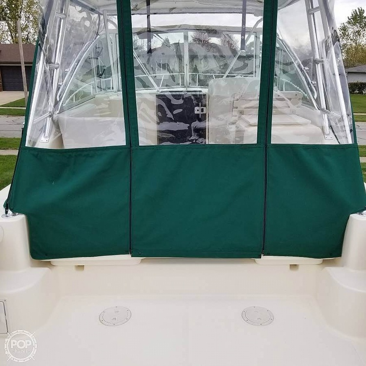2001 Pursuit boat for sale, model of the boat is 3000 Express & Image # 17 of 40