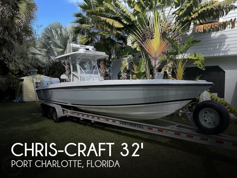 1988 Chris Craft boat for sale, model of the boat is Scorpion & Image # 1 of 40