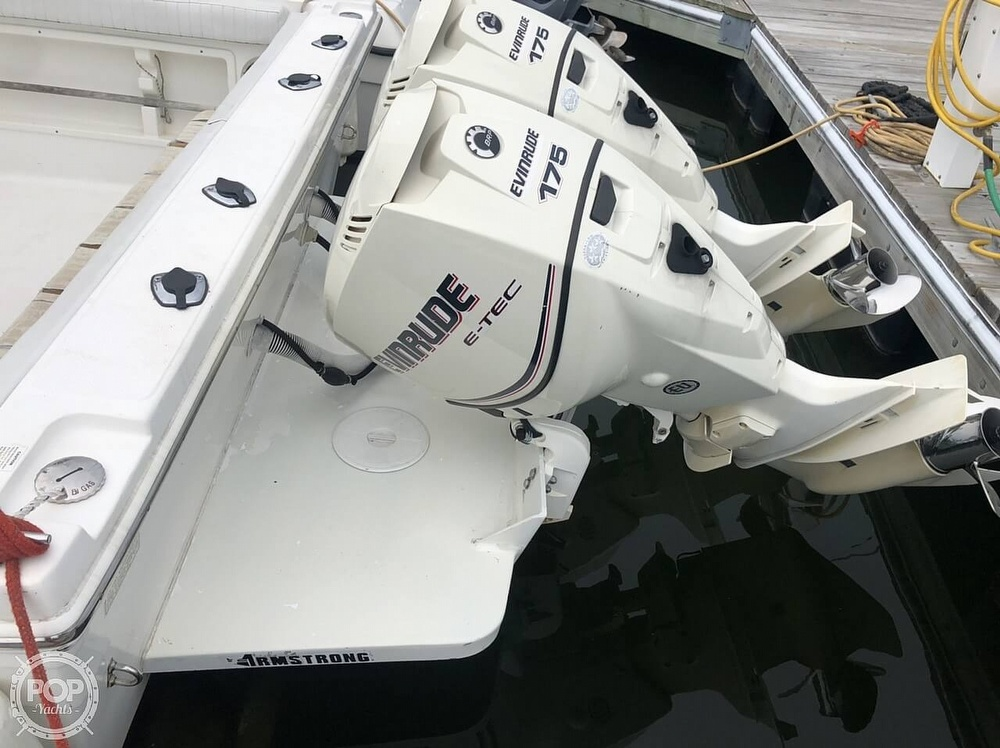 2011 Baha Cruisers boat for sale, model of the boat is 277 GLE & Image # 15 of 40