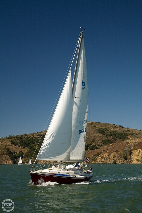 1974 Pearson boat for sale, model of the boat is 10M & Image # 4 of 40