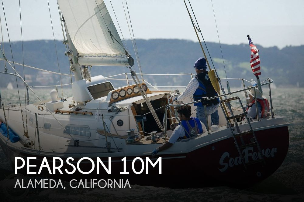 Used Tillotson   Pearson 10M Boats For Sale by owner | 1974 Pearson 10M