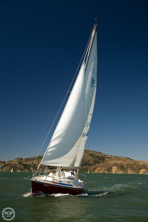 1974 Pearson boat for sale, model of the boat is 10M & Image # 3 of 40