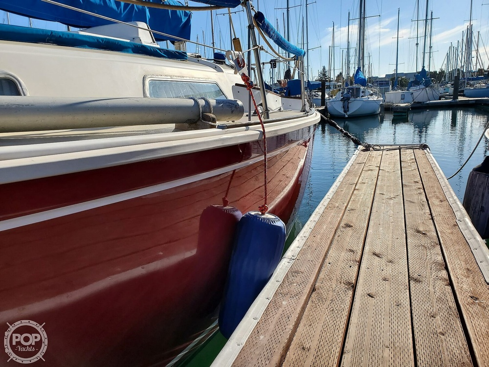 1974 Pearson boat for sale, model of the boat is 10M & Image # 6 of 40