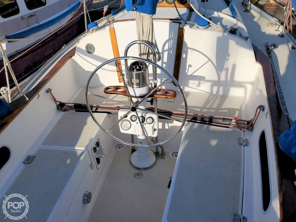 1974 Pearson boat for sale, model of the boat is 10M & Image # 7 of 40