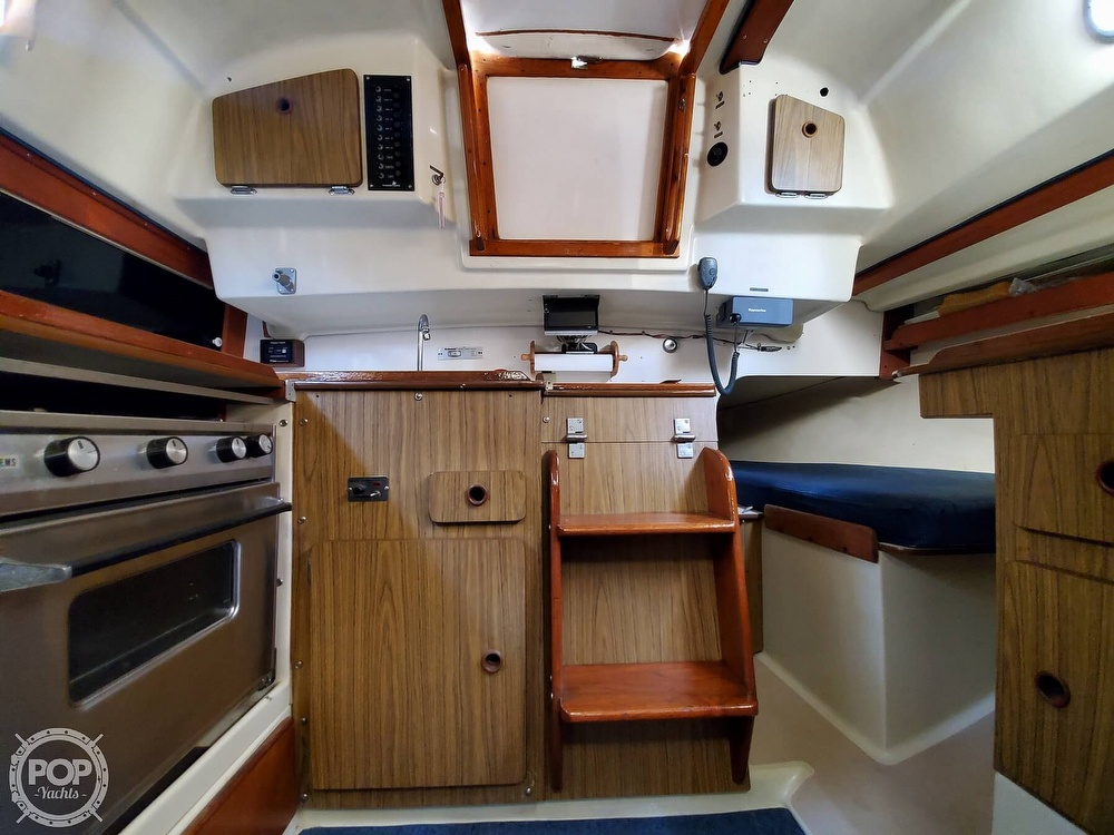 1974 Pearson boat for sale, model of the boat is 10M & Image # 11 of 40