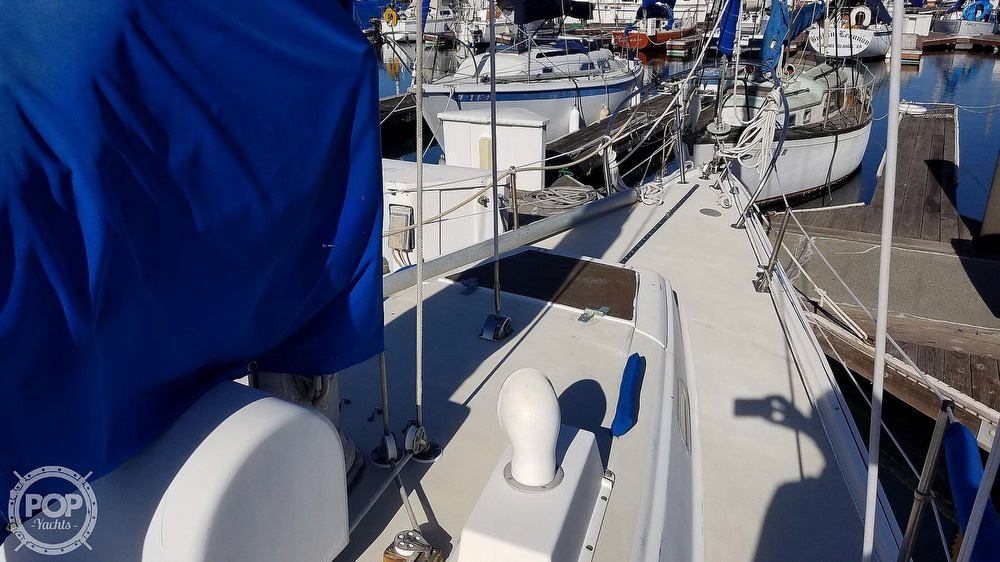 1974 Pearson boat for sale, model of the boat is 10M & Image # 25 of 40