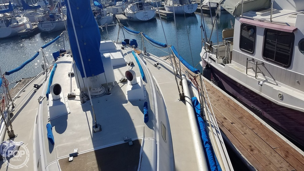 1974 Pearson boat for sale, model of the boat is 10M & Image # 27 of 40