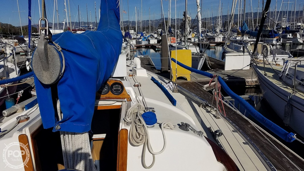1974 Pearson boat for sale, model of the boat is 10M & Image # 34 of 40