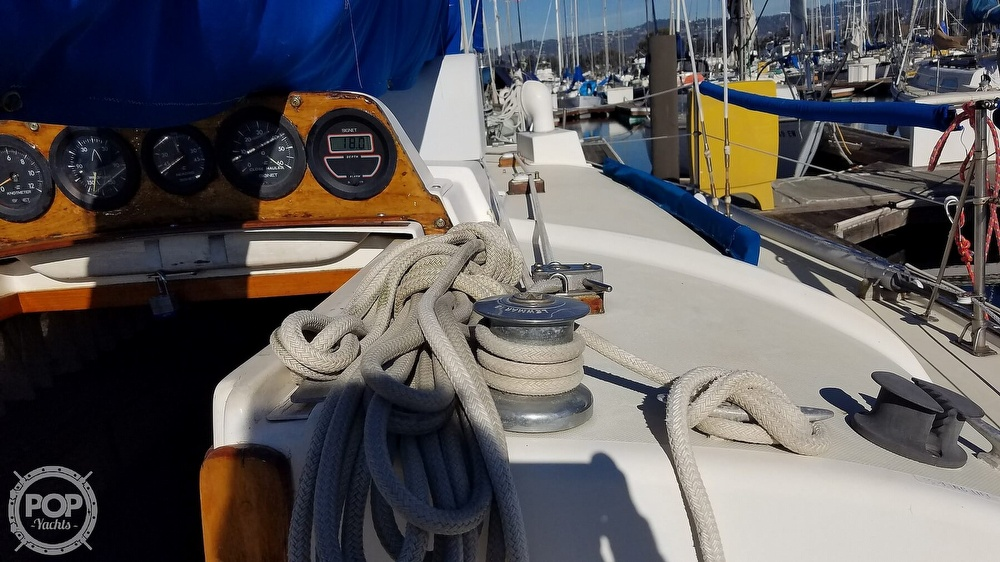 1974 Pearson boat for sale, model of the boat is 10M & Image # 36 of 40