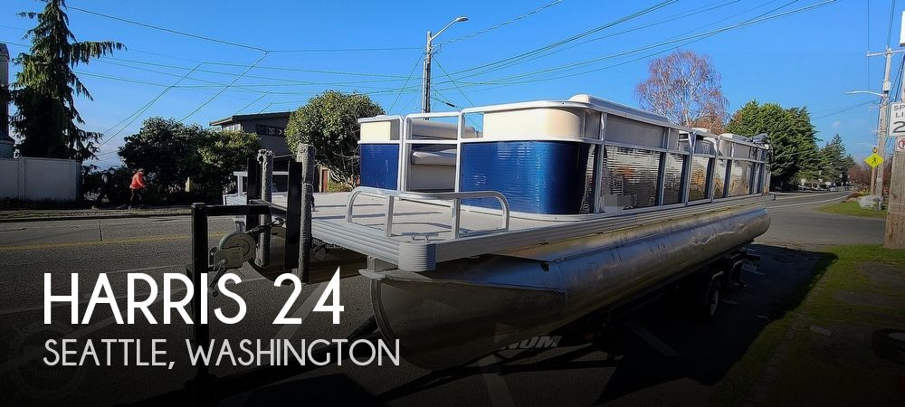 2000 HARRIS 24 for sale