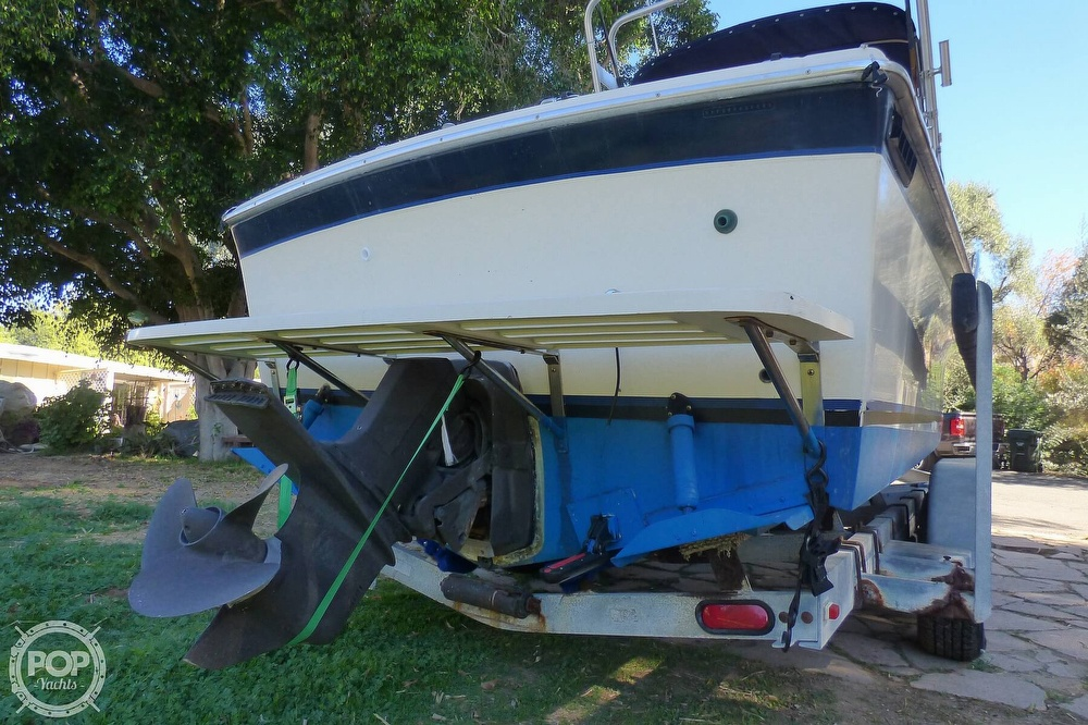 1989 Skipjack boat for sale, model of the boat is 24 Flybridge Sportfisher & Image # 13 of 40