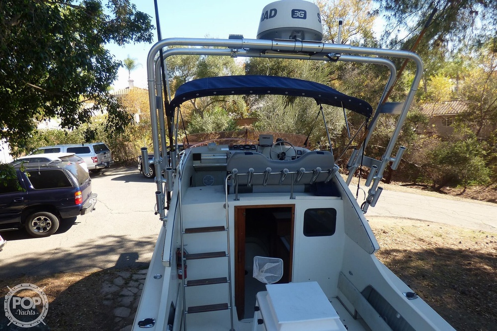 1989 Skipjack boat for sale, model of the boat is 24 Flybridge Sportfisher & Image # 17 of 40