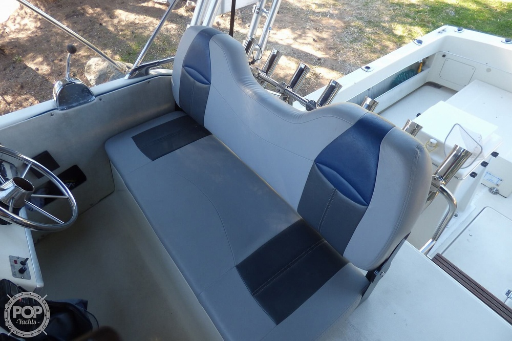 1989 Skipjack boat for sale, model of the boat is 24 Flybridge Sportfisher & Image # 31 of 40