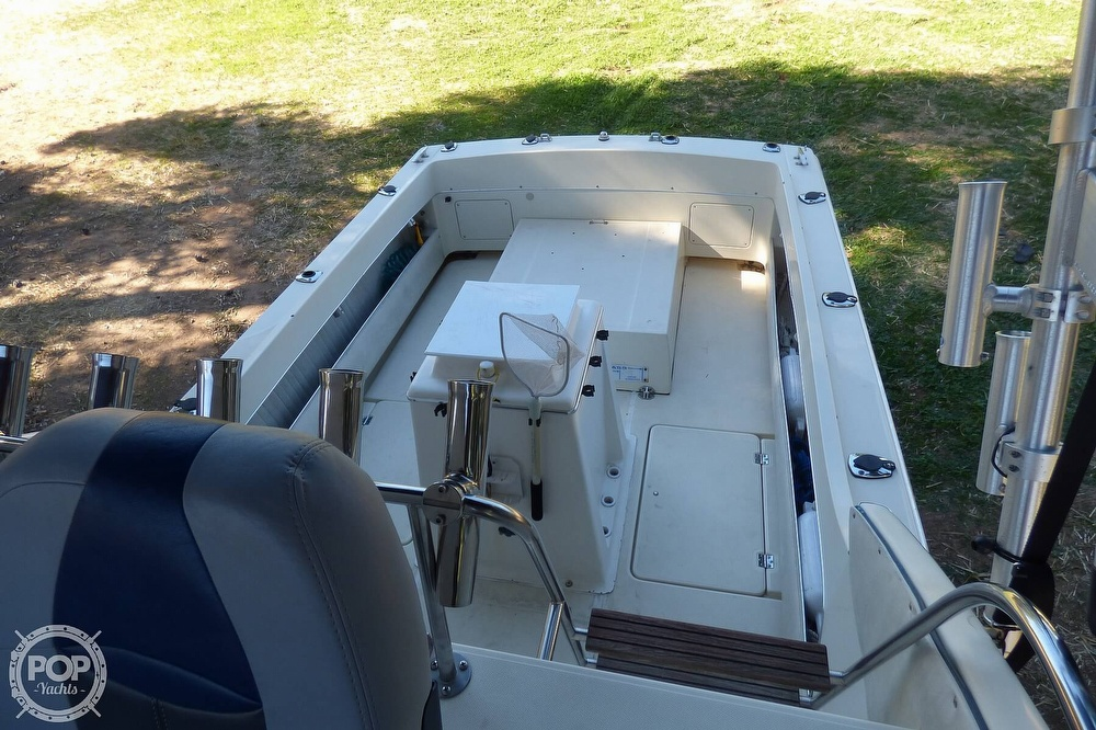 1989 Skipjack boat for sale, model of the boat is 24 Flybridge Sportfisher & Image # 4 of 40