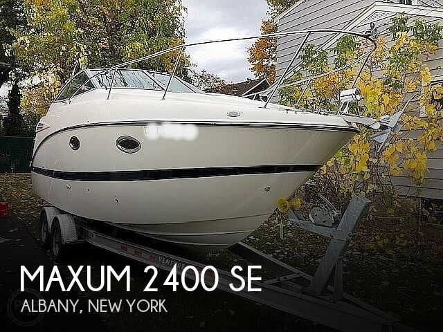Used Boats For Sale in Springfield, Massachusetts by owner | 2007 Maxum 2400EE