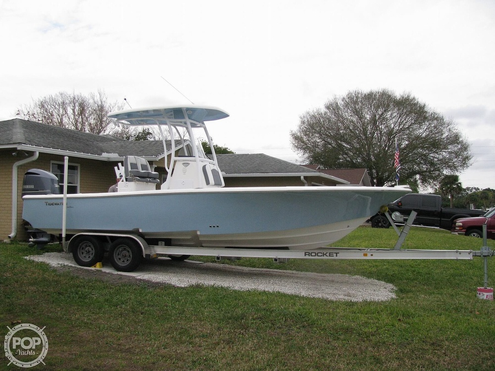 2018 Tidewater boat for sale, model of the boat is 2500 Carolina Bay & Image # 5 of 40