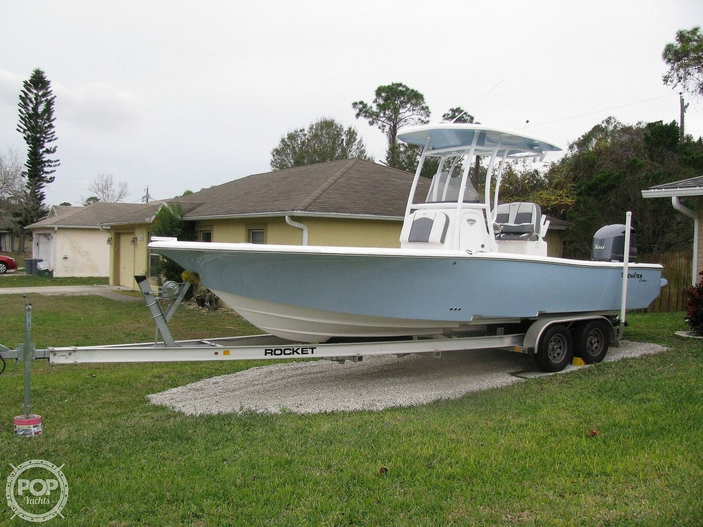 2018 Tidewater boat for sale, model of the boat is 2500 Carolina Bay & Image # 10 of 40
