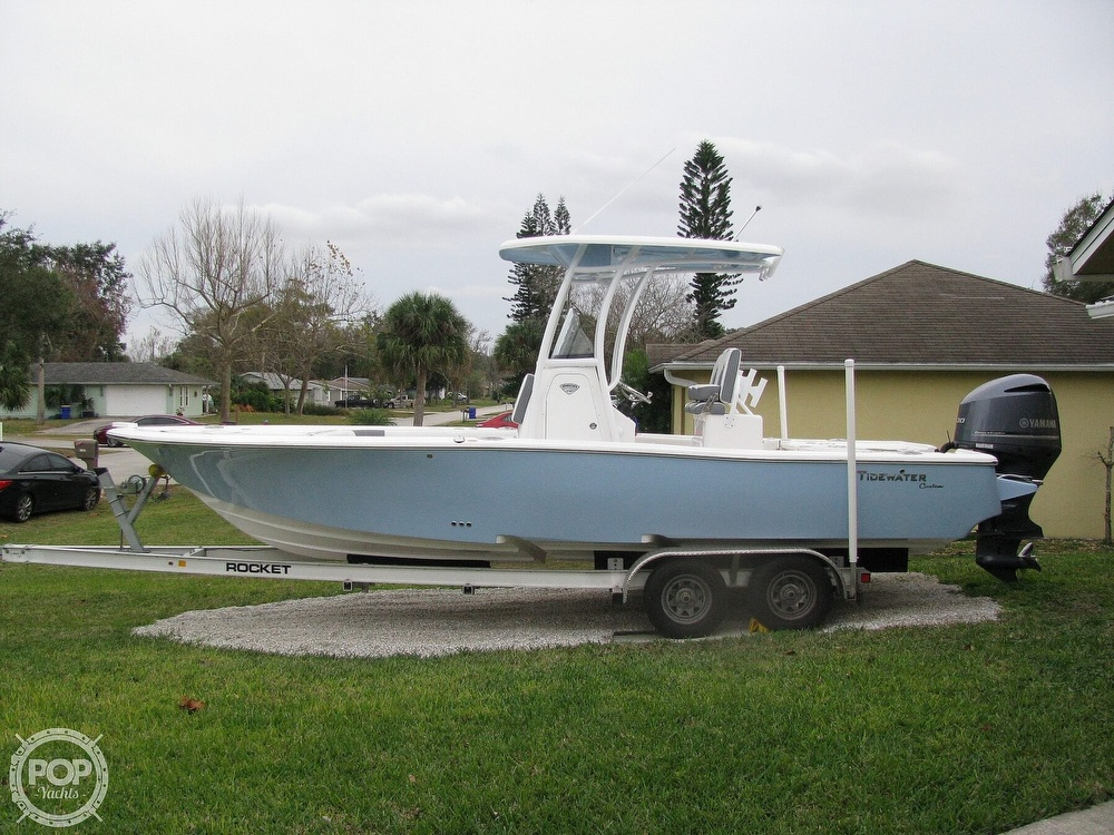 2018 Tidewater boat for sale, model of the boat is 2500 Carolina Bay & Image # 12 of 40