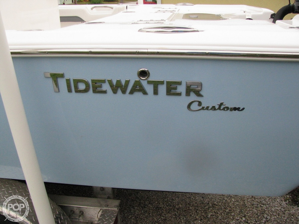 2018 Tidewater boat for sale, model of the boat is 2500 Carolina Bay & Image # 13 of 40