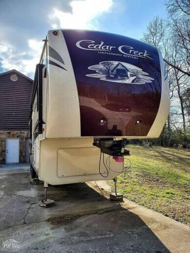 2017 Cedar Creek 34RL2 - #1