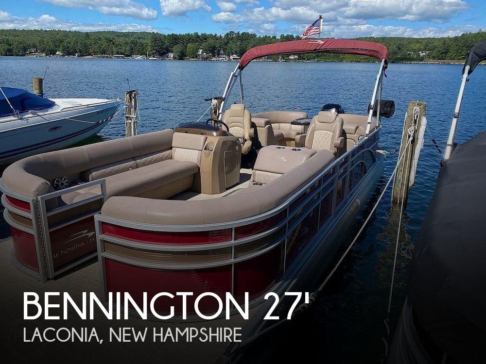 Used Bennington Boats For Sale by owner | 2018 27 foot Bennington SSRX Premium