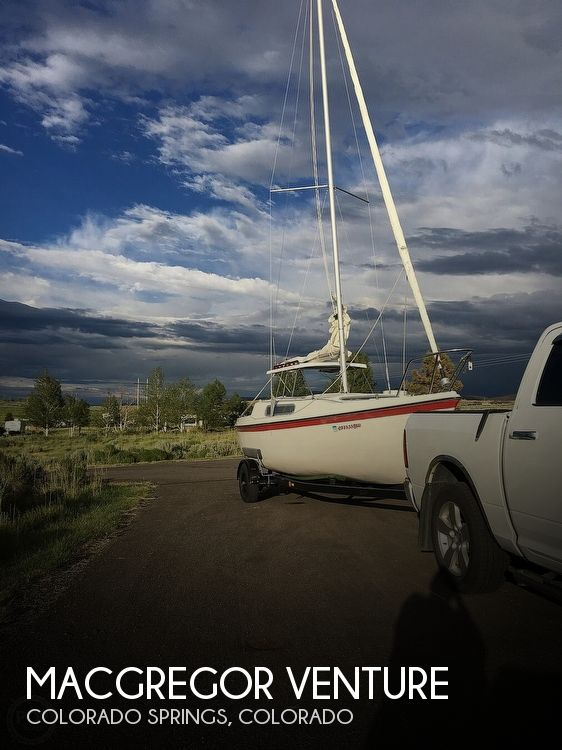 Used MacGregor Boats For Sale by owner   1976 22 foot MacGregor Venture