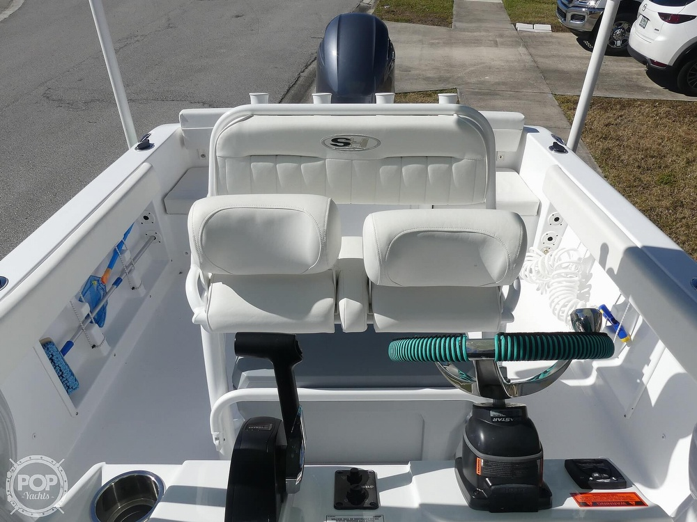 2021 Sea Hunt boat for sale, model of the boat is Triton 225 & Image # 2 of 40