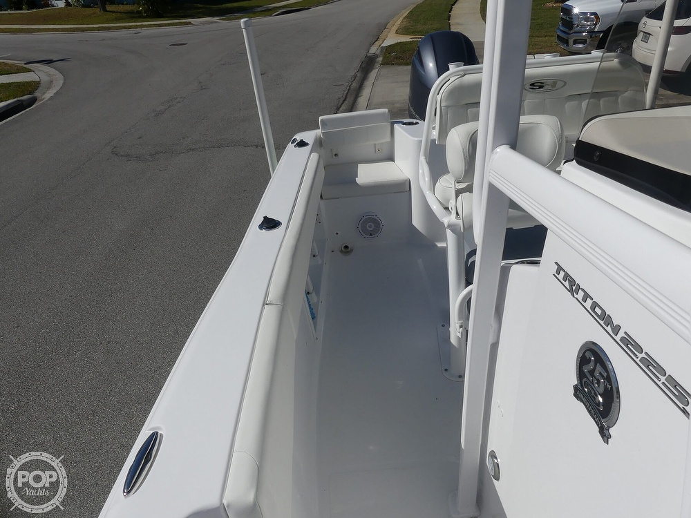 2021 Sea Hunt boat for sale, model of the boat is Triton 225 & Image # 15 of 40