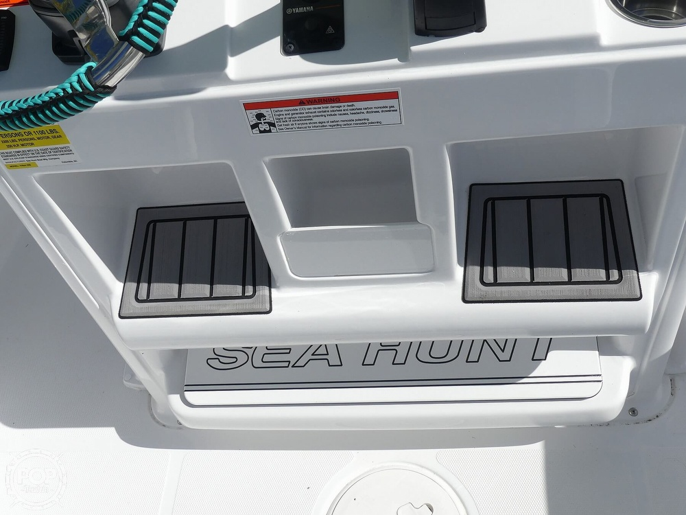2021 Sea Hunt boat for sale, model of the boat is Triton 225 & Image # 25 of 40