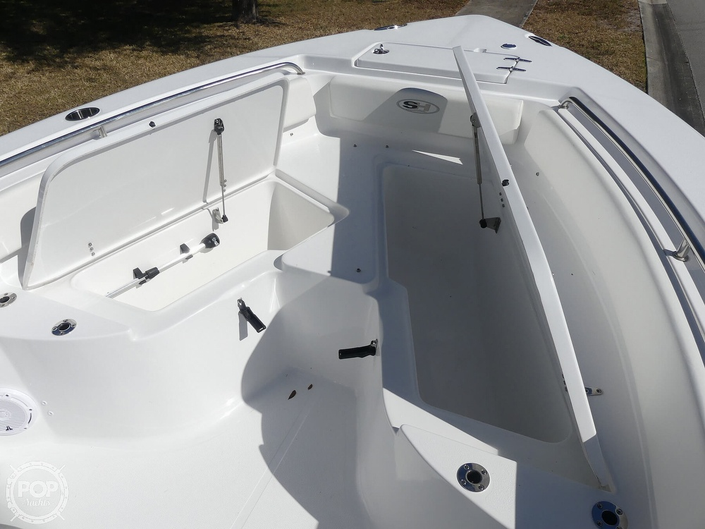 2021 Sea Hunt boat for sale, model of the boat is Triton 225 & Image # 27 of 40