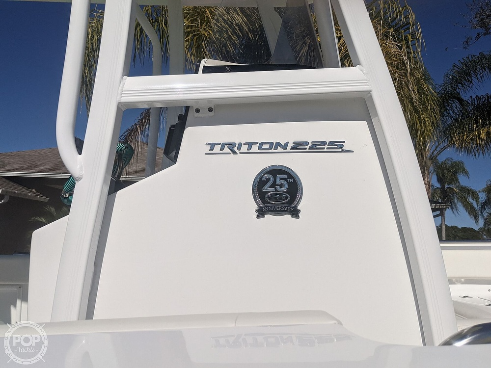2021 Sea Hunt boat for sale, model of the boat is Triton 225 & Image # 40 of 40