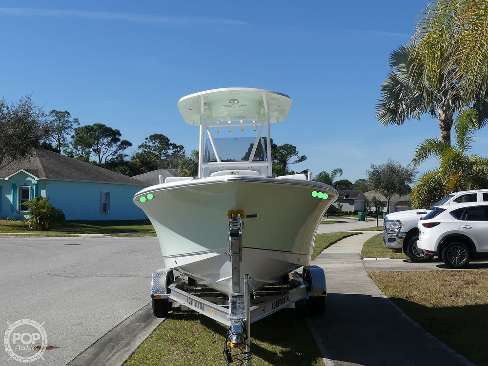 2021 Sea Hunt boat for sale, model of the boat is Triton 225 & Image # 7 of 40