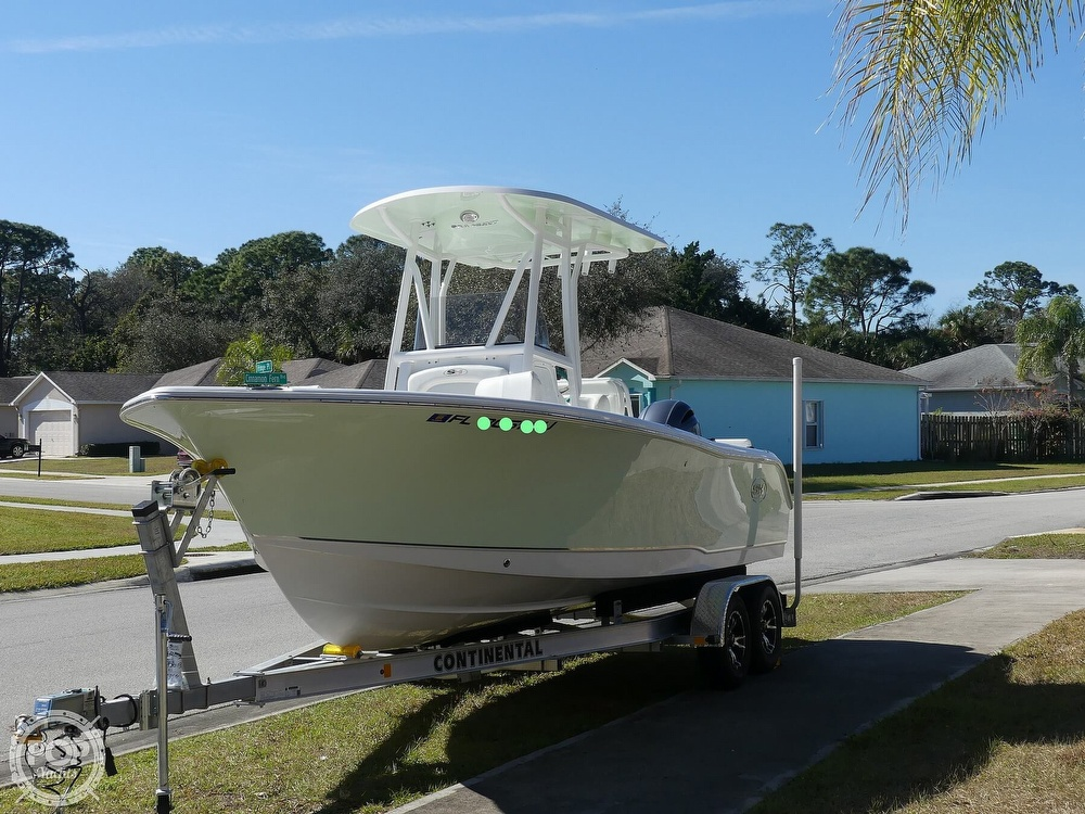 2021 Sea Hunt boat for sale, model of the boat is Triton 225 & Image # 6 of 40