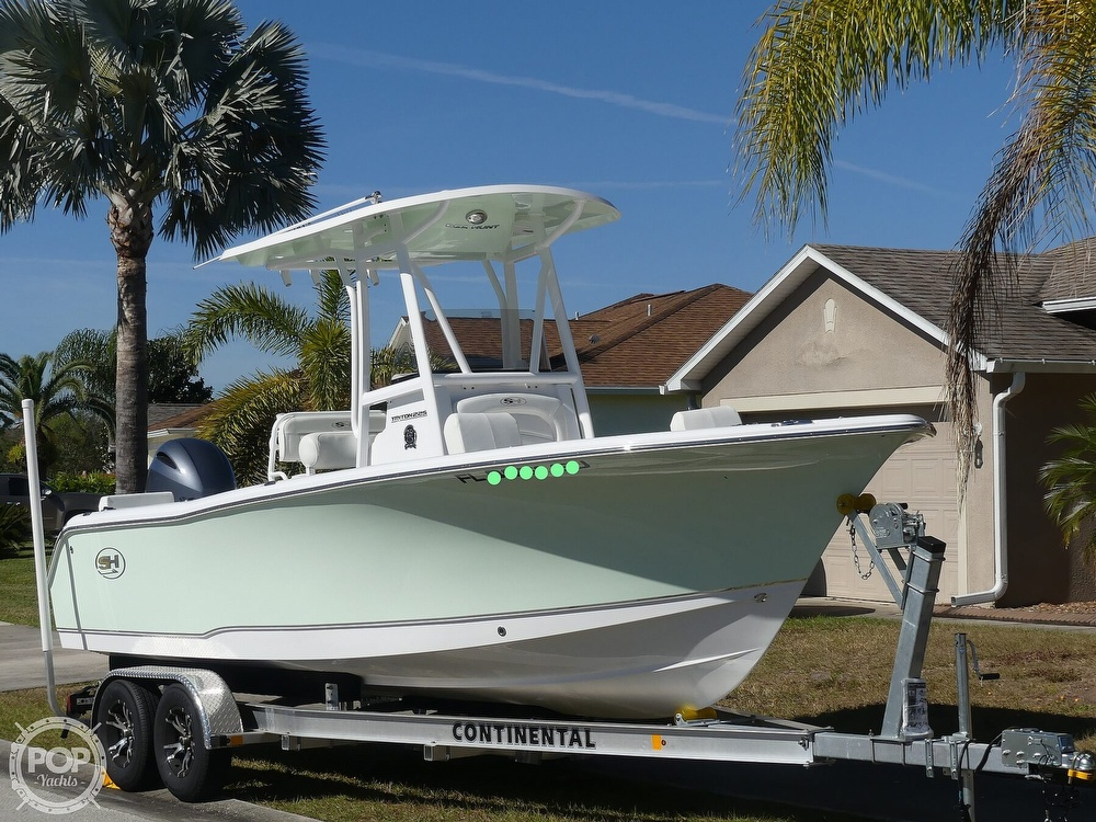2021 Sea Hunt boat for sale, model of the boat is Triton 225 & Image # 5 of 40