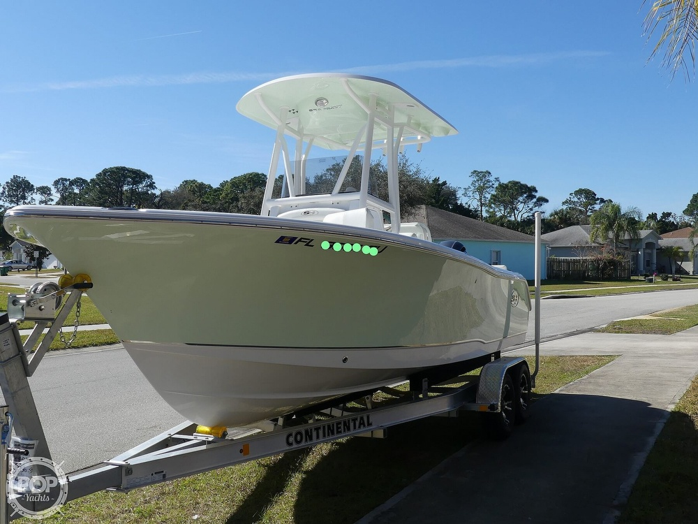 2021 Sea Hunt boat for sale, model of the boat is Triton 225 & Image # 4 of 40