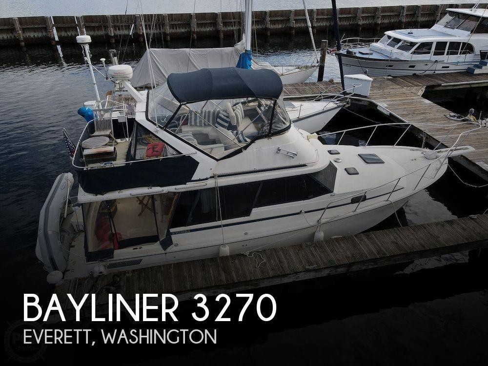 1983 BAYLINER 3270 for sale