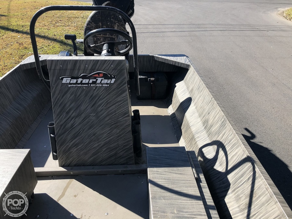 2018 Gator Tail boat for sale, model of the boat is 1854 & Image # 10 of 41