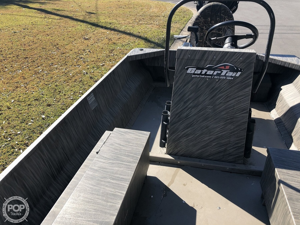 2018 Gator Tail boat for sale, model of the boat is 1854 & Image # 11 of 41